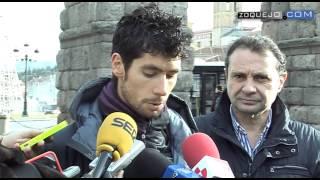 Video Javi Guerra llevará por bandera 'Segovia' en la San Silvestre vallecana download MP3, 3GP, MP4, WEBM, AVI, FLV Juli 2018
