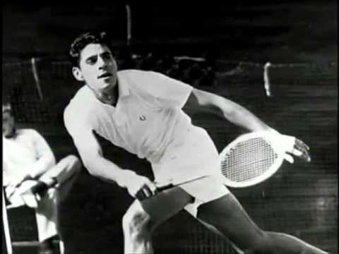 Pancho Gonzales & Roger Federer: Serving Greatness
