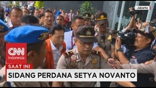 Download Video Muka Sakit Setya Novanto Saat Tiba di PN Tipikor, Sidang Perdana Setnov Kasus Korupsi eKTP MP3 3GP MP4