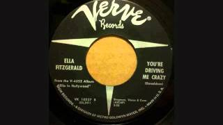 ELLA FITZGERALD  YOU