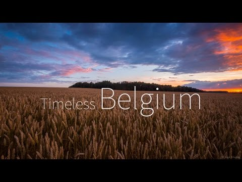 Timeless Belgium ---- A Timelapse Short Film ---- 4K