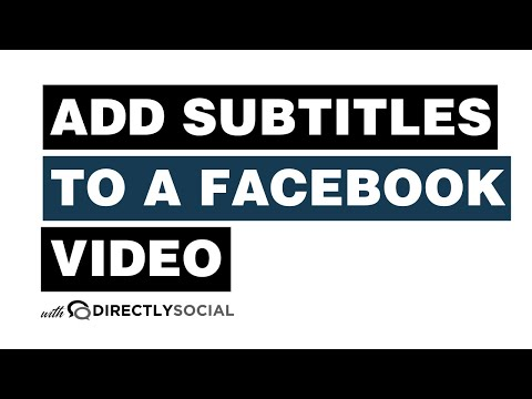 how-to-add-subtitles-to-a-facebook-video