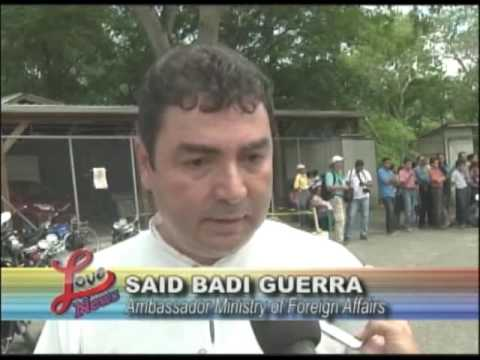 Belize And Guatemala Catholic Church Leaders Hold Mass
