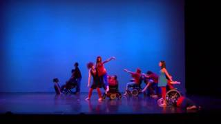 """New Constellation"" - integrated dance 2012"