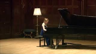Rachmaninoff: Prelude Op. 32 No. 5