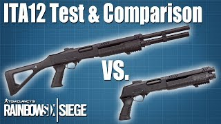 ITA12 Comparison - Rainbow Six | Siege