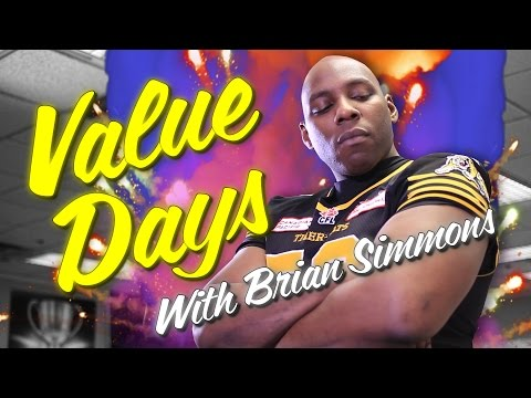 Value Days with Brian Simmons