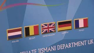 Lajna UK host European Volleyball Tournament