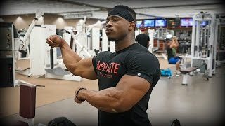 RAW SHOULDER, BICEP AND TRICEP WORKOUT | Sacrifices Must Be Made