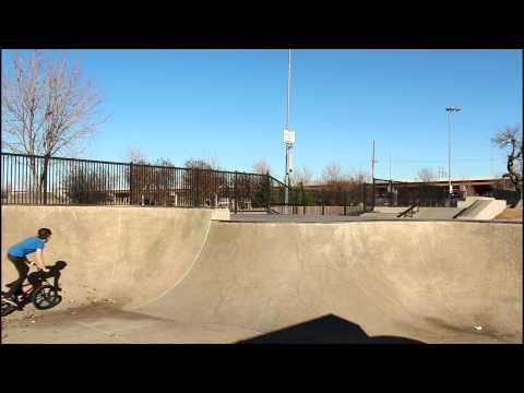 Drew Jackson - A run at Hoffman park