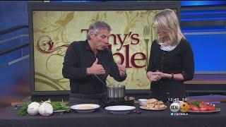 Tony's Table: Pastina Soup