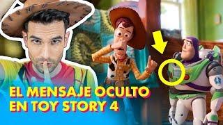 El MENSAJE OCULTO en TOY STORY 4   Crítica y análisis