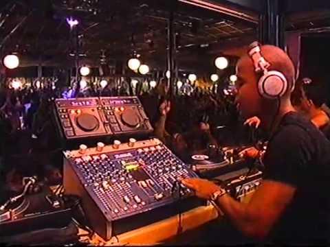 Space Ibiza Late 90's: Erick Morillo & Jose De Divina