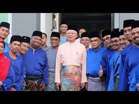 Saguhati Sebanyak RM674,400 Diperuntukkan Kepada Pengerusi Masjid, Imam, Bilal Dan Siak