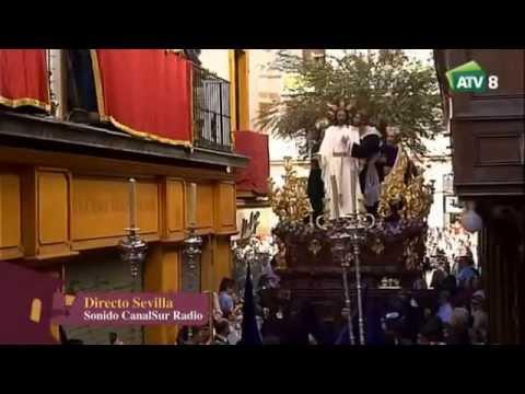 Misterio de la Redención (Beso de Judas) Campana 2015, Sevilla