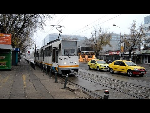 Bucharest Trams