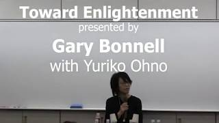 Toward Enlightenment - Osaka September 2019 no1 - 啓発に向けて-大阪2019年9月Vol 1