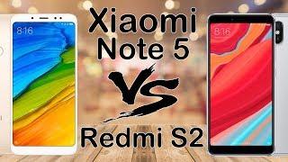 Xiaomi Redmi S2 VS Redmi Note 5 сравнение. Что брать?