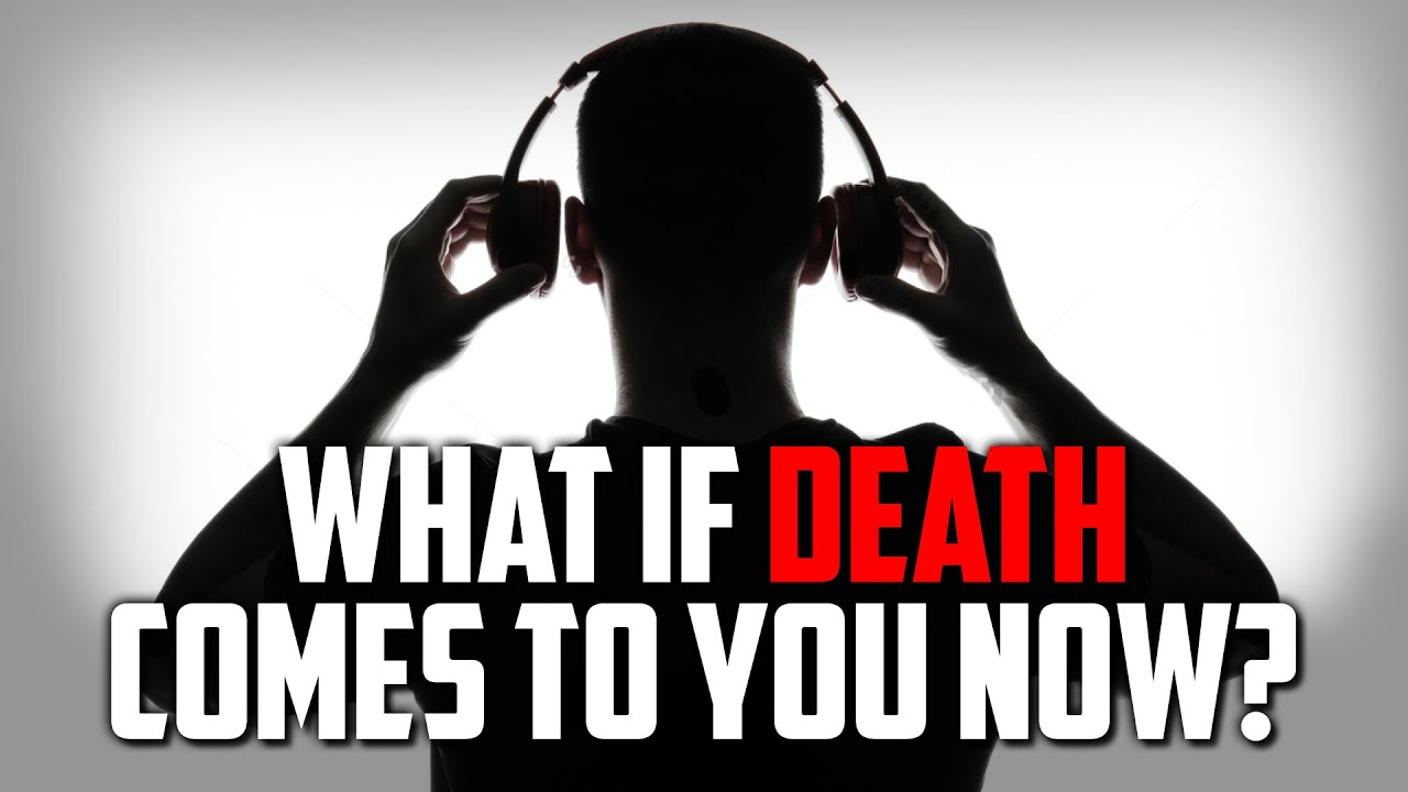 [Emotional Story] He Died Listening To Music! ? - What If Death Comes To You Now?