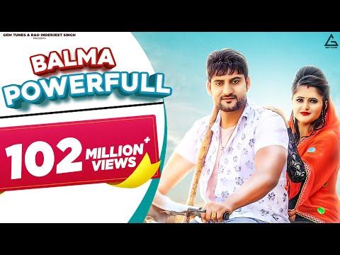 Balma Powerfull | Ajay Hooda, Anjali Raghav | Anu Kadyan, Gajender Phogat | Haryanvi Dj Song 2019