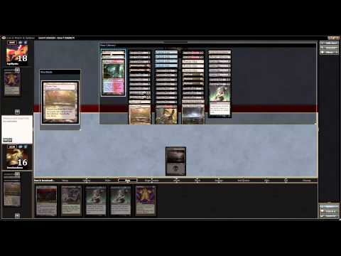 MTG Magic the Gathering Modern  8 rack with Waste Not