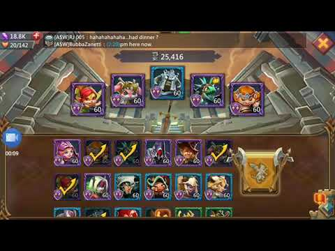 Lords Mobile Elite Stage 6-9 F2P