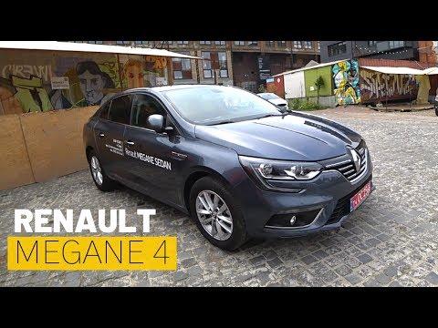 Тестую НОВИЙ – Renault MEGANE 4 Sedan – 1,5 Dci – перші враження /// Тест драйв / Обзор / Live