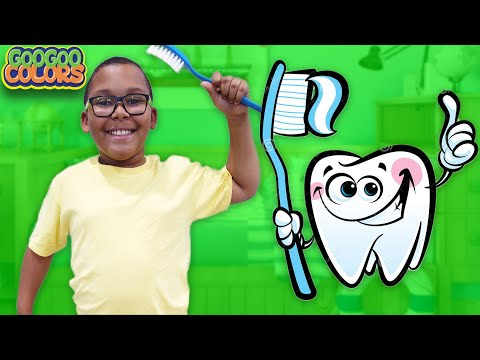 ZZ Kid Forgot Morning Routine! Goo Goo Colors Stories & More