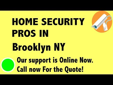 Best Home Security System Companies in Brooklyn NY