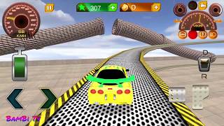 🚗 Stunt Car Impossible Tracks - Impossible Stunt Car Tracks 3D #q | Bambi Tv - Android Gameplay FHD