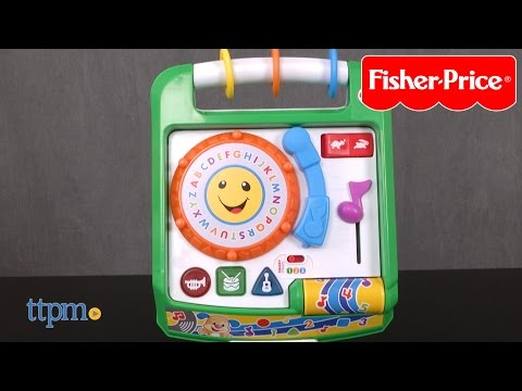 Laugh and Learn Remix Record Player from Fisher-Price