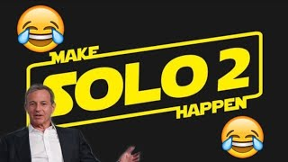 LOL #MakeSolo2Happen - SJWs Want Lucasfilm To Lose More Money