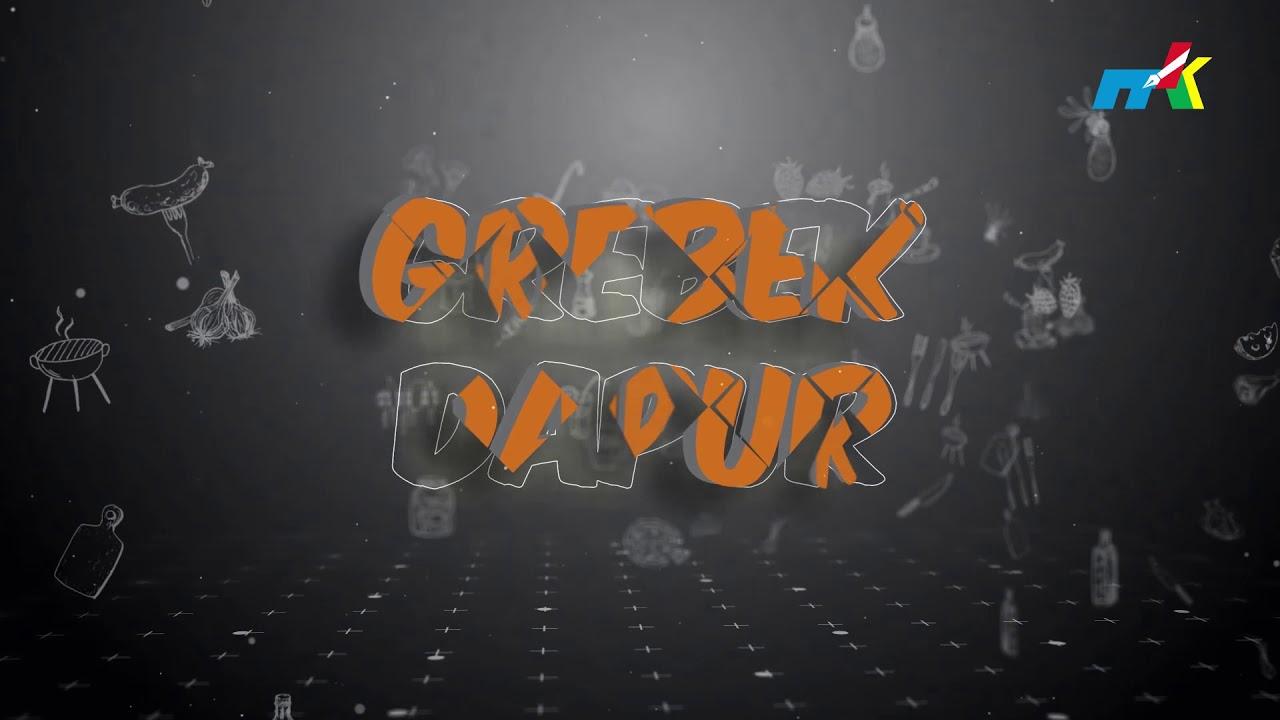 GREBEK DAPUR - WAROENG X BRO