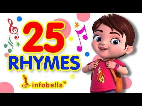 Head, Shoulders, Knees and Toes plus Popular Nursery rhymes for Children