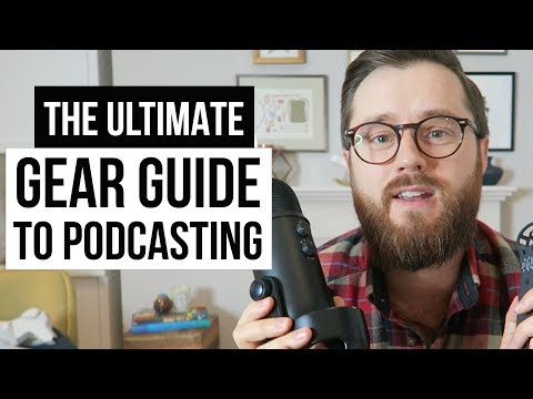 Choosing the best microphone for your podcast | Mark Leruste