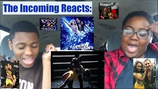 REACTING TO THE STARS | #ValMani Dancing With The Stars Week 2 REACTION