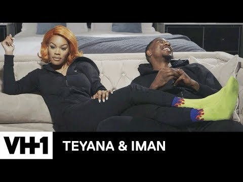 The Family That Stays Together Slays Together 'Sneak Peek' | Teyana & Iman