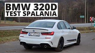 BMW 320d 2.0 190 KM (AT) - pomiar zużycia paliwa