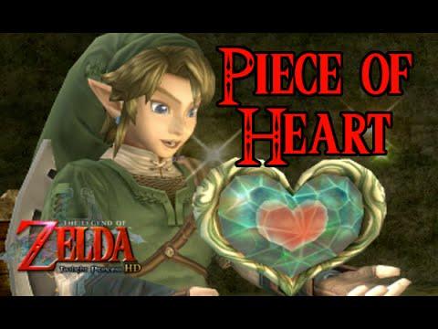 Legend Of Zelda Twilight Princess HD Piece Of Heart Guide