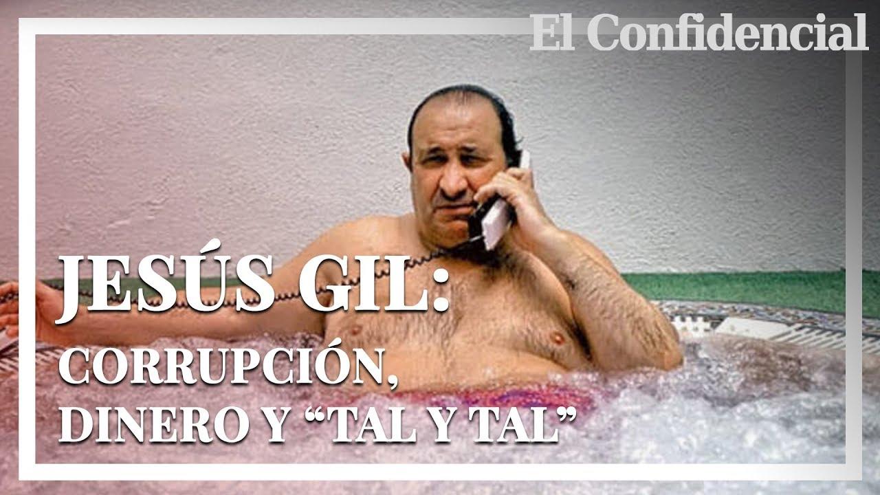 Gil En El Jacuzzi.Jesus Gil Corrupcion Dinero Y Tal Y Tal