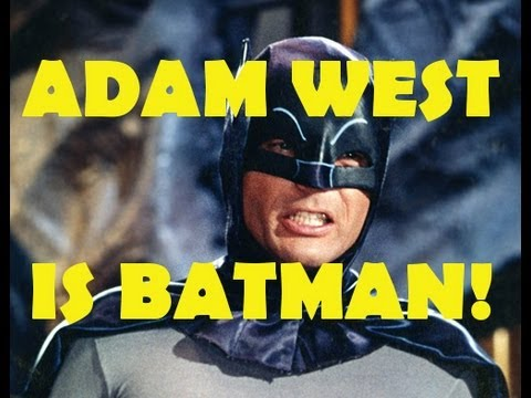 "A NerdFisted Music Video: The Plaid Jackets, ""Adam West Is Batman"" (A Tribute to Adam West)."