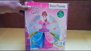 Fairy Princess Dancing Doll 😱 Dancing and Singing Doll Toy Gift for Kids