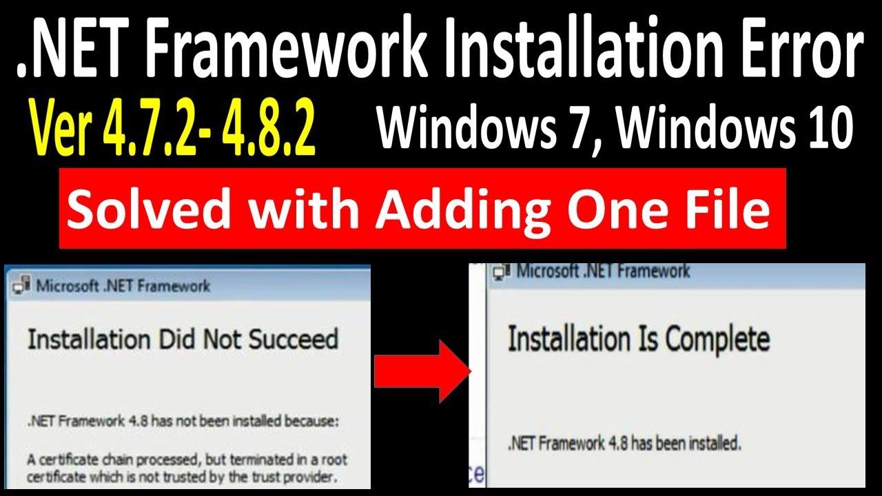 NET Framework 2000.2000.200, 2000.200.200 Installation Error Windows 2000, 20 ...