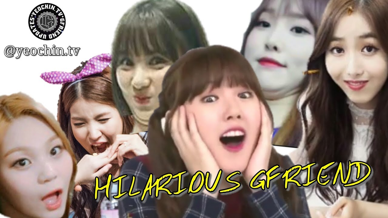 Gfriend Never Failed To Make Us Laugh Funny Crazy Moments