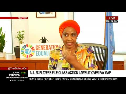 FIFA, UN Women push for gender equality in women