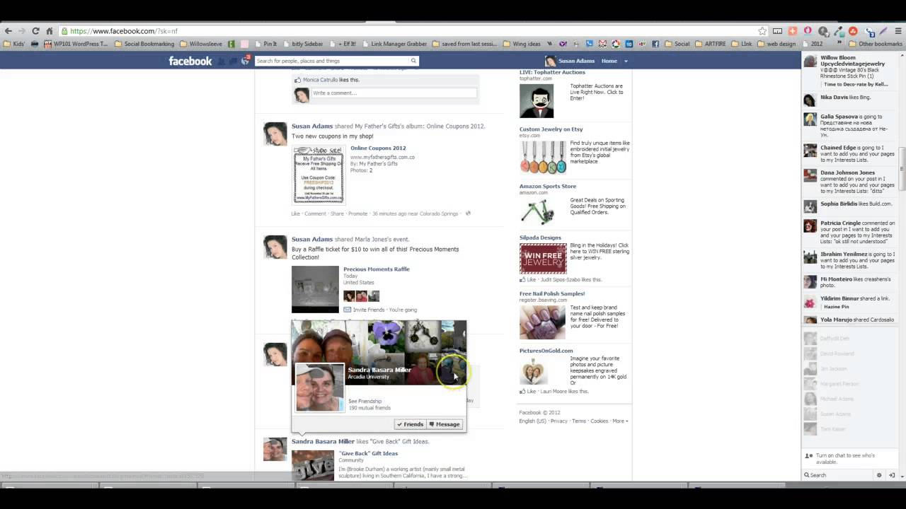 how to use interests lists on facebook how to use interests lists on facebook