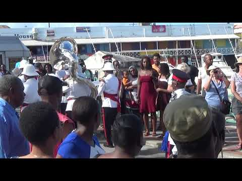 Remembrance Day Parade 2017 Barbados