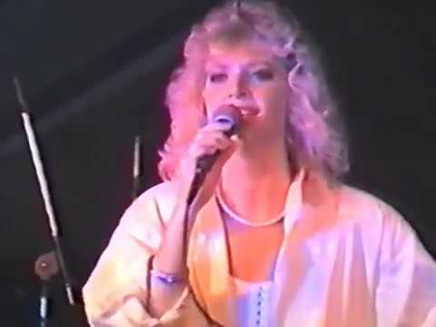 George Baker Selection - Wasted Love Tour 1985  live in Liessel (Niederlande)