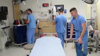 Nursing at Naval Hospital Guam