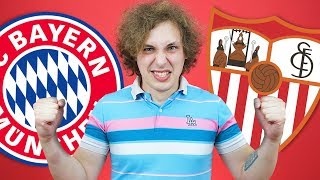 Бавария - Севилья | Прогноз на Лигу Чемпионов